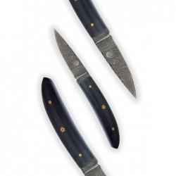 nůž Dellinger Damask Spike Ebony