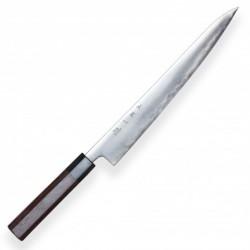 nůž Sujihiki / Slice 240 mm - Hokiyama - Tosa-Ichi - Dark Octagonal