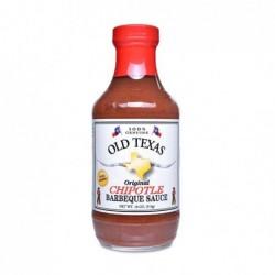Old Texas BBQ omáčka Chipotle Pepper Sauce 455ml