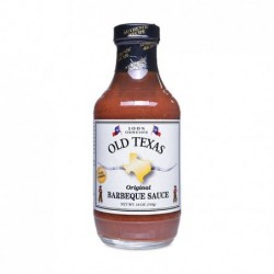 Old Texas BBQ omáčka Original BBQ Sauce 455ml