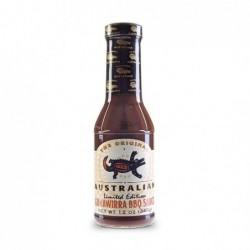Original Australian BBQ omáčka - Gunawirra Hot & Spicy BBQ Sauce 355ml
