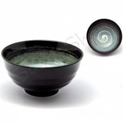 miska na polévku (ramen) Kuro 17x8,8cm