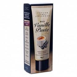 vanilková pasta Taylor & Colledge BIO- 50g