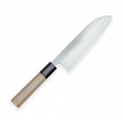 nůž Santoku 165 mm - Hokiyama - Tosa-Ichi - White Octagonal
