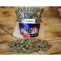 pelety na uzení 100% oregáno - 500 g