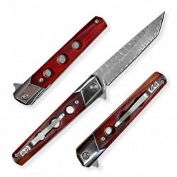 nůž zavírací Dellinger vg-10 Tanto Anaaki