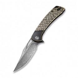 zavírací nůž CIVIVI Dogma - Brass Handle