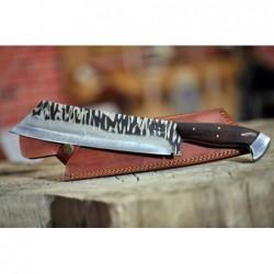 """mačeta - nůž Dellinger """"D2"""" IRON Wood Chopper"""
