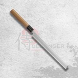 nůž Takobiki 210mm Kanetsune Honsho Kanemasa G-Series