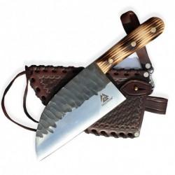 """srbský nůž Dellinger D2 ALMALIFE - ve stylu """" Almazan Kitchen"""""""