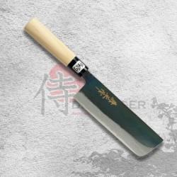 nůž Nakiri 165mm Kuro-Uchi Suminagashi Kanetsune VARIOUS Series
