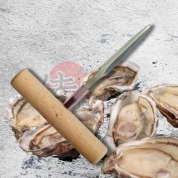 """Nůž na otevírání ústřic Kanetsune Oyster KC-094 """"T"""" Type"""