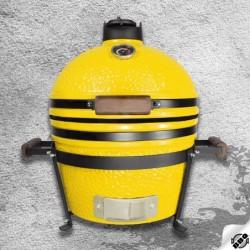 "keramický gril kamado Dellinger Smoke&Fire MINIMAX 16"" žlutý"
